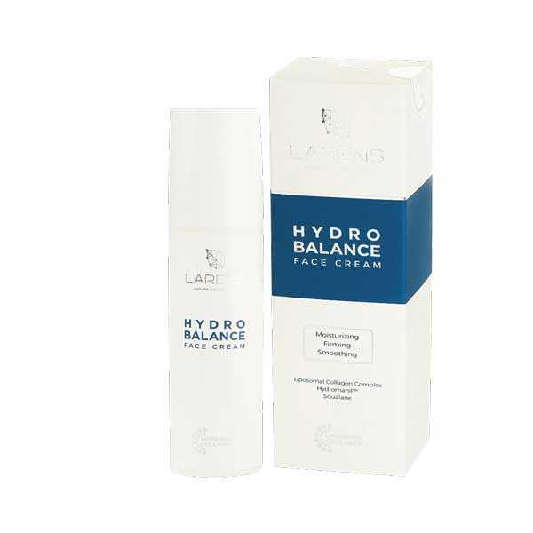 larens hydro balance face cream
